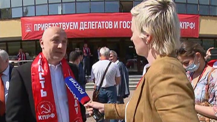 Попытка пиара: Прилепина не пустили на съезд КПРФ