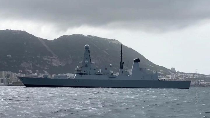 Захарова: провокация в Чёрном море нужна для укрепления мифа о непредсказуемости России
