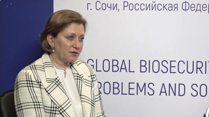 Попова: меры, введенные в регионах, адекватны сложившейся ситуации