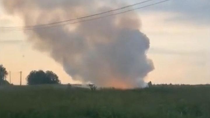 На борту рухнувшего в Ленобласти вертолета был башкирский летчик