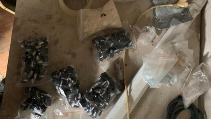 """В Новосибирске поймали наркокурьера с килограммом """"синтетики"""""""