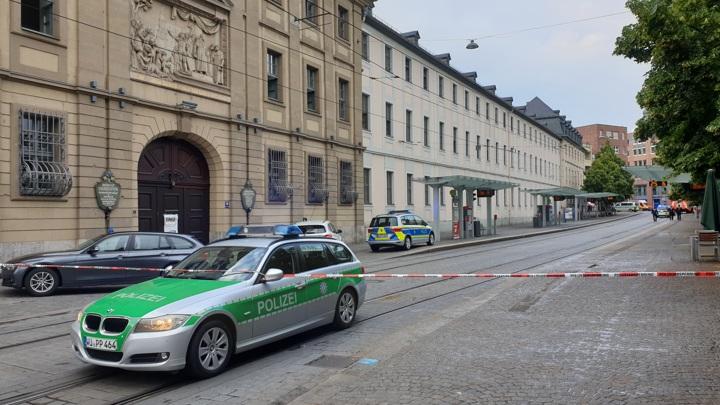 Пять человек пропали после взрыва в Леверкузене
