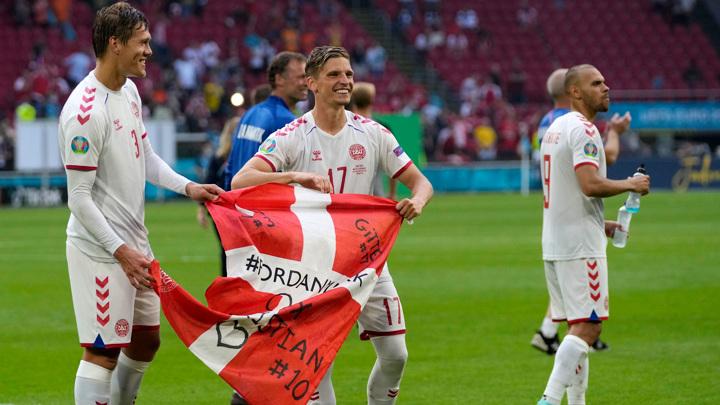 Гарет Саутгейт: сборная Дании подтвердила статус сильной команды