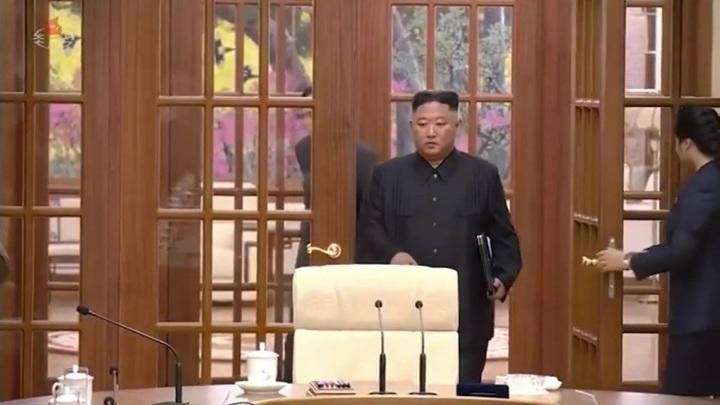 Северокорейцы встревожены резким похудением Кима