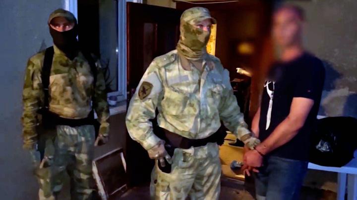 В лесу под Севастополем поймали мужчину с 1,5 килограммами амфетамина