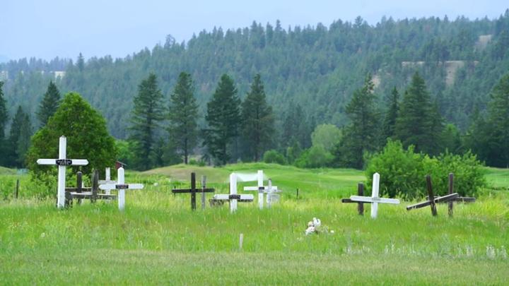 Праздник на костях: день Канады и убитые дети индейцев