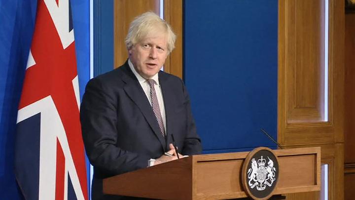Джонсон: Великобритания глубоко шокирована убийством парламентария Дэвида Эймесса