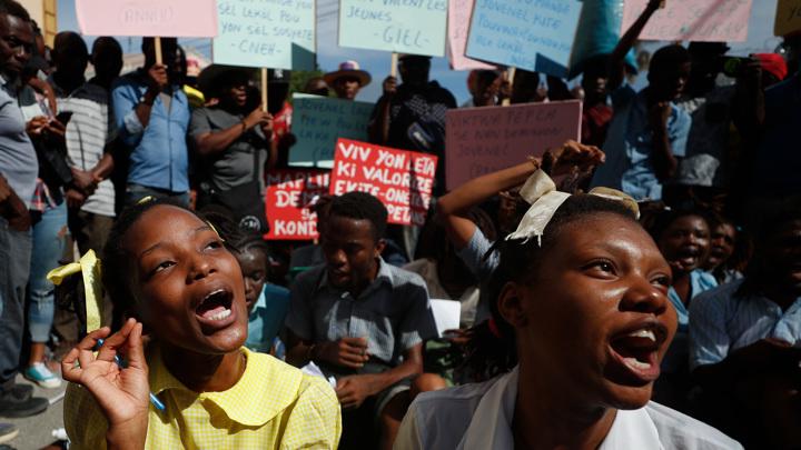 Четыре убийцы президента Гаити ликвидированы