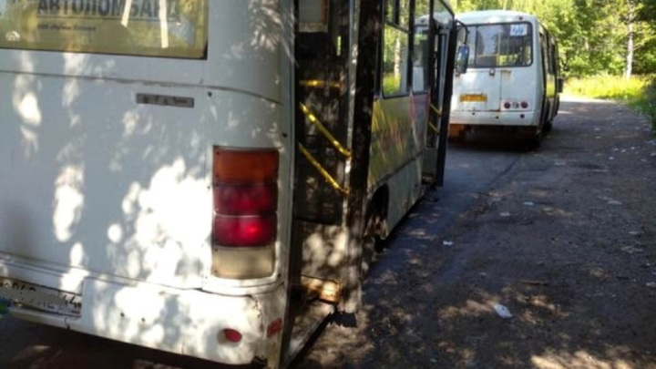 В Костроме три неисправных автобуса сняли с рейса