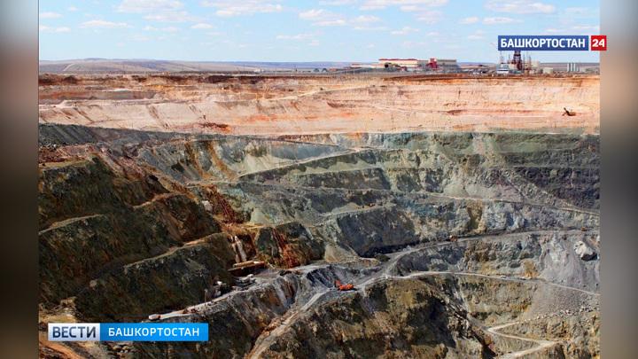В Башкирии под завалами рудника нашли тело рабочего