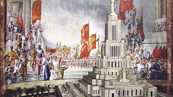 В Новой Третьяковке готовится к открытию выставка Юрия Пименова