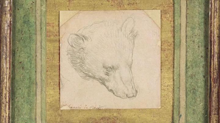 Созданный Леонардо да Винчи набросок продали в Лондоне почти за девять миллионов фунтов стерлингов