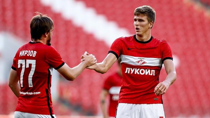 Резиуан Мирзов и Александр Соболев
