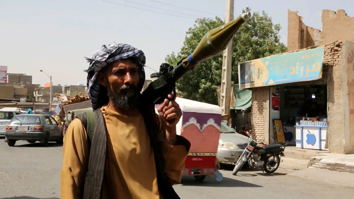 Армия Афганистана ликвидировала Муллу Халима