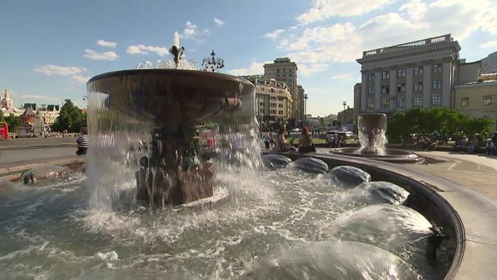 МЧС предупреждает. Аномальная жара продлится всю неделю в Петербурге