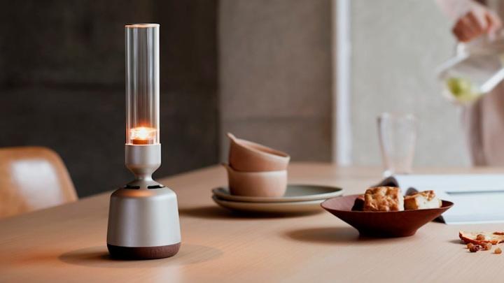 Bluetooth-колонку в стиле керосиновой лампы выпустила Sony