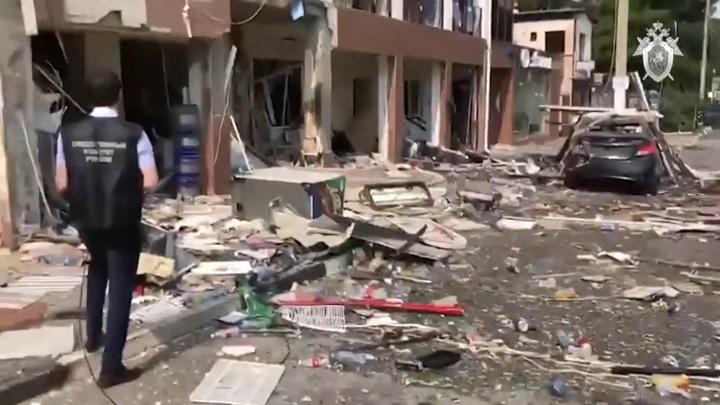 После взрыва газа в Геленджике завели уголовное дело
