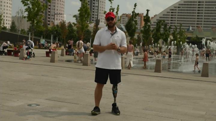 Одной ногой в Токио: паралимпиец ответил на критику Собчак