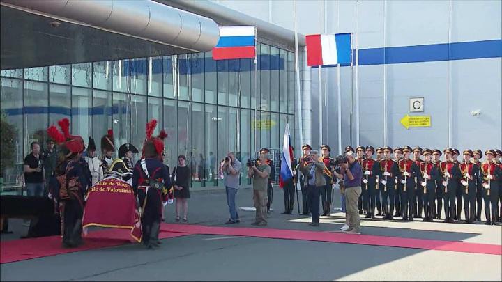Из Москвы в Париж отправлены останки генерала Сезара Шарля Этьена Гюдена