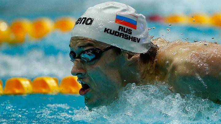 Пловцы Кудашев и Андрусенко допущены до участия в Олимпийских играх