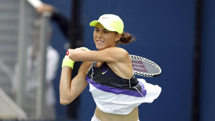 Вихлянцева одержала победу на старте турнира в Палермо