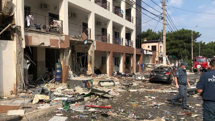 Власти Геленджика помогли отправить на родину тело погибшего при взрыве