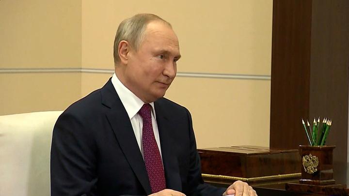 Путин подтвердил, что приедет на МАКС-2021