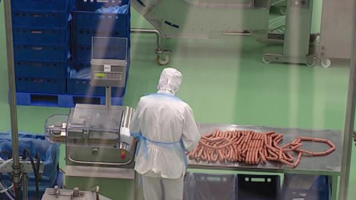 Под Пензой запустили крупнейший завод по переработке индейки