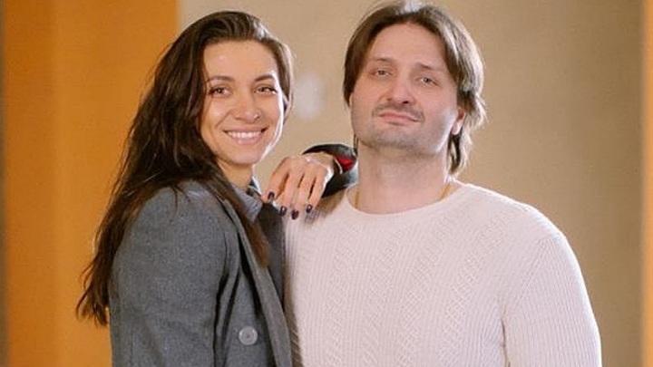 Эдгард Запашный с гражданской женой (Фото из https://www.instagram.com/zapashny.ru/)