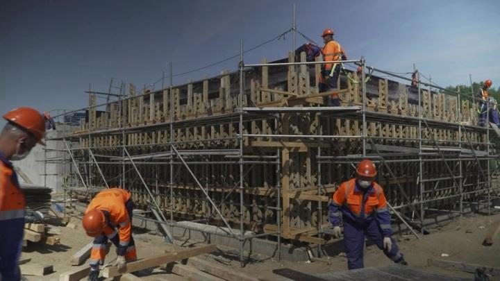В Тобольске финиширует строительство нового аэропорта