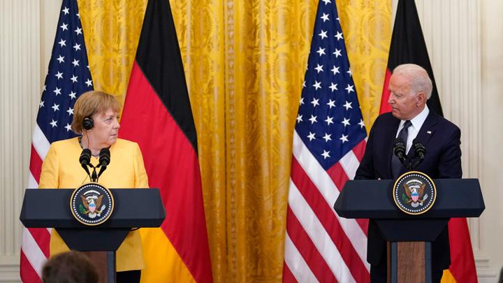"""США и Германия не смогли договориться по """"Северному потоку-2"""""""
