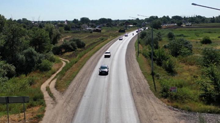 Новая магистраль разгрузит трассу Краснослободск – Средняя Ахтуба