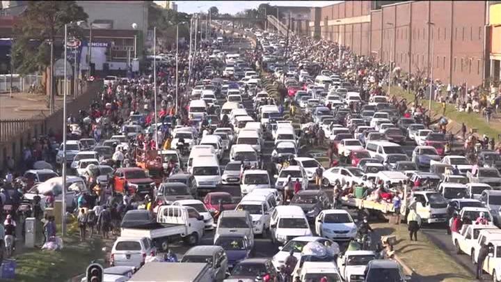 Москва не имеет отношения к протестам в ЮАР и других странах