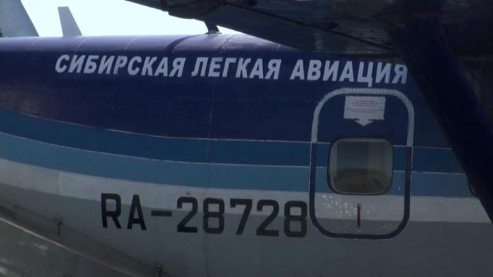 Пилот упавшего самолета Ан-28 в Томской области будет прооперирован