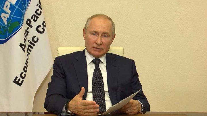 Путин: новые инициативы правительства направлены на улучшение жизни россиян