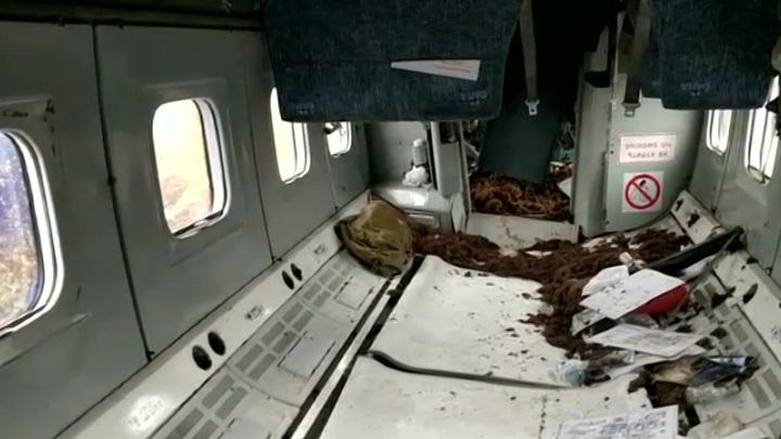 Появились подробности инцидента с Ан-28 под Томском