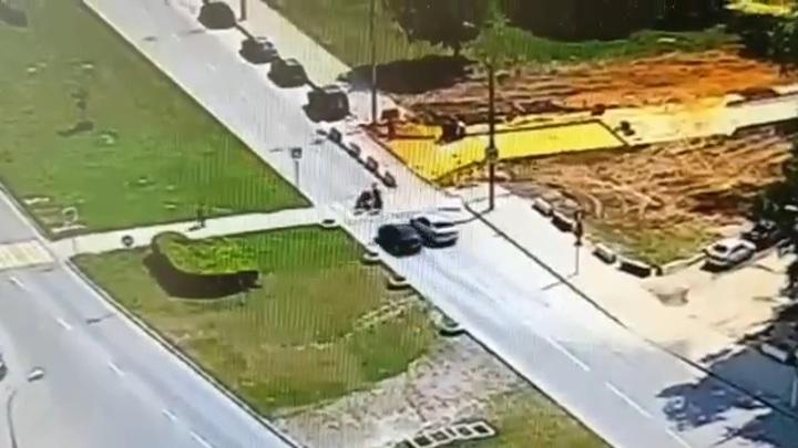 Скончался второй мальчик, сбитый на пешеходном переходе в Солнцеве