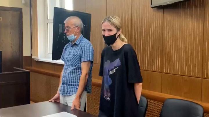 Сбившая троих детей москвичка обжаловала арест