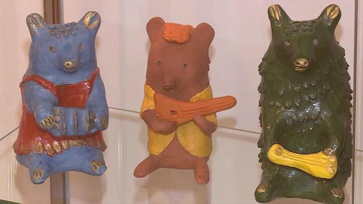 """Выставка """"Живая нить традиции"""" открылась в Пензенской областной картинной галерее имени Савицкого"""