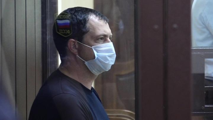 Начальнику ГИБДД Ставропольского края продлили арест