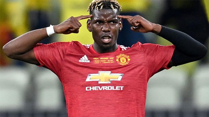 """Поль Погба не хочет оставаться в """"Манчестер Юнайтед"""""""