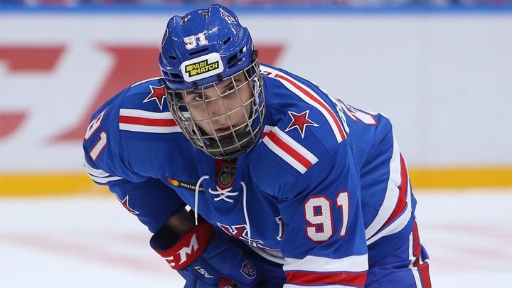 Драфт НХЛ. Чибриков и Чайка не выбраны в первом круге
