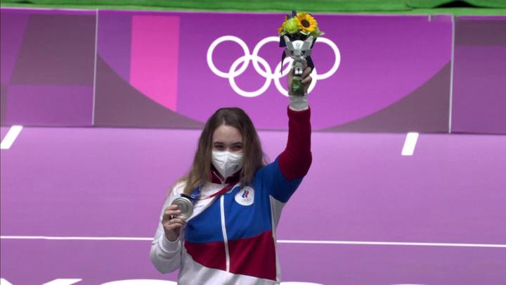 В российской команде не выявлено заражений ковидом с начала Игр