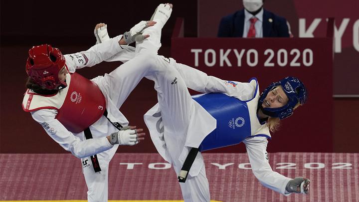 Тхэквондисты из России досрочно выиграли медальный зачет Олимпиады