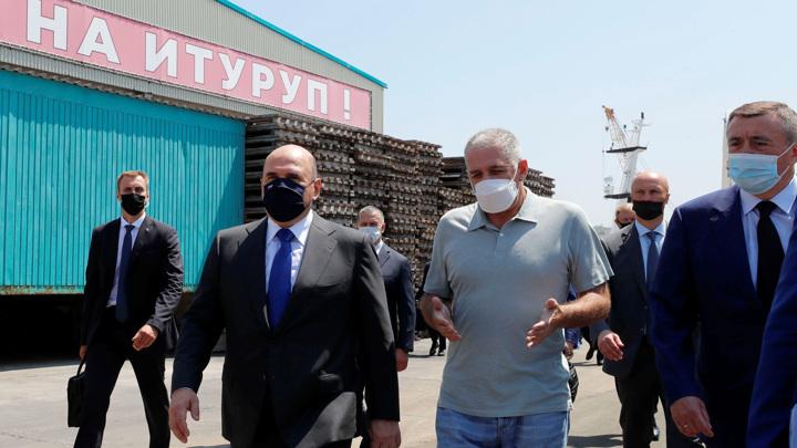 Япония заявила России протест из-за поездки Мишустина на Курилы