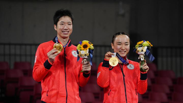 Япония обошла США в медальном зачете Олимпиады