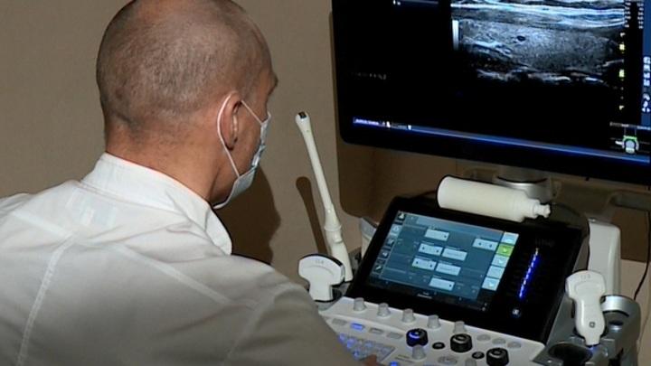 В Рязанский онкологический центр поступил новый аппарат УЗИ