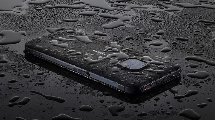 Nokia представила ударопрочный смартфон с камерой Zeiss