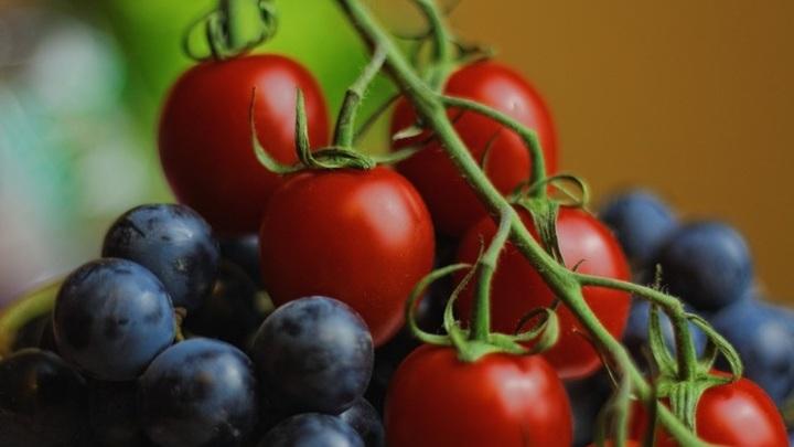 Почти 40 тонн томатов и винограда пытались провезти в Новосибирскую область