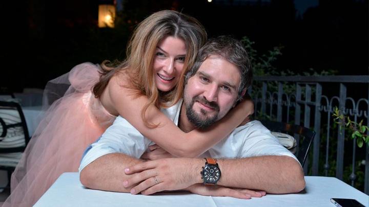 Жанна Бадоева с мужем Василием Мельничиным / Фото: instagram.com/zhanna_badoeva/